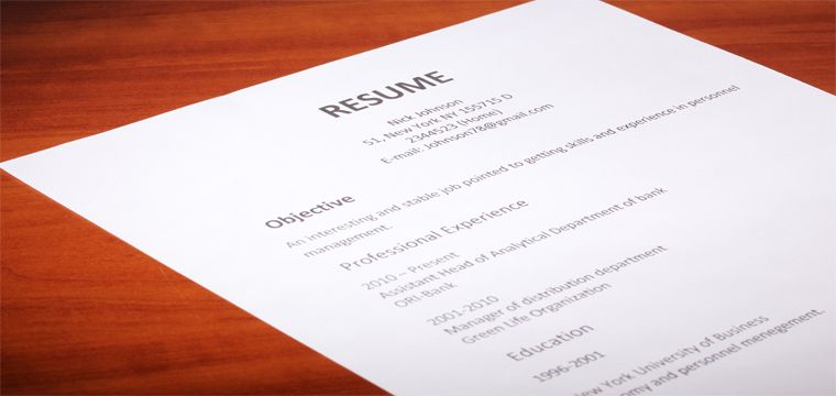 Resume Cover Letter Tips That Will Get You Noticed